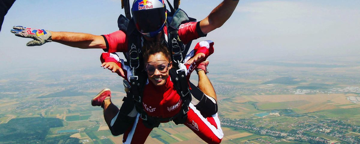 Skydiving-Blog