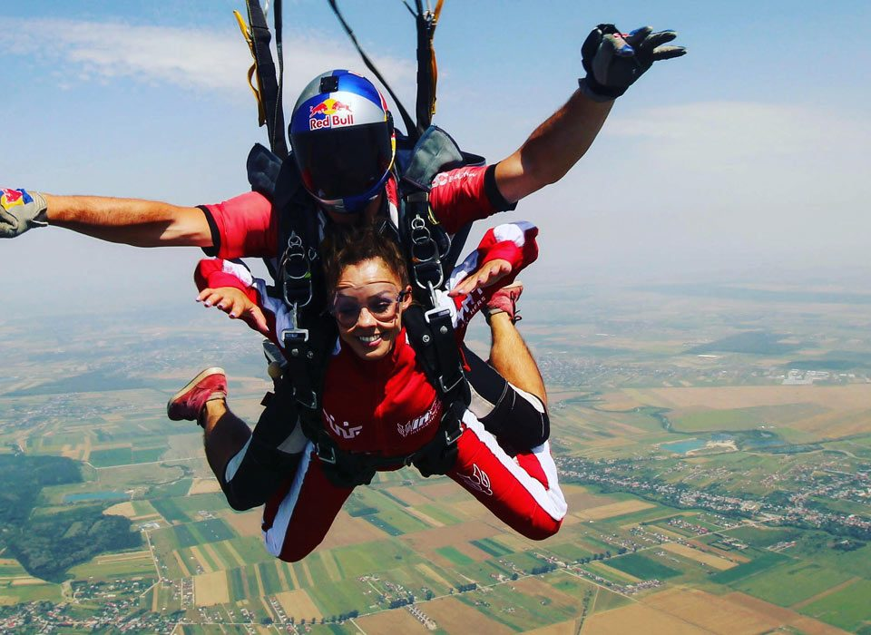 Skydiving-Blog