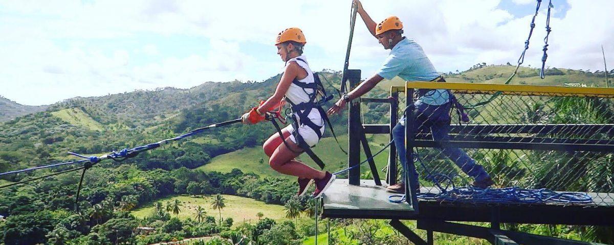 Free fall jump