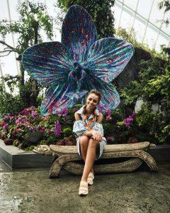 Singapore-flower-dome